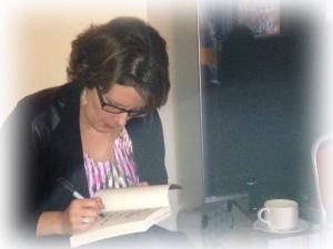 Author Amy Gail Hansen